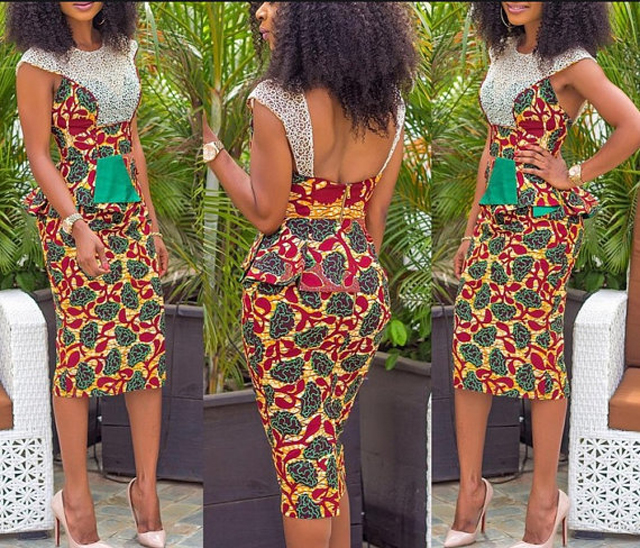 Modern Nigerian Kitenge Designs 2016 Fashion Qe