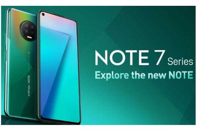 Infinix Note 7