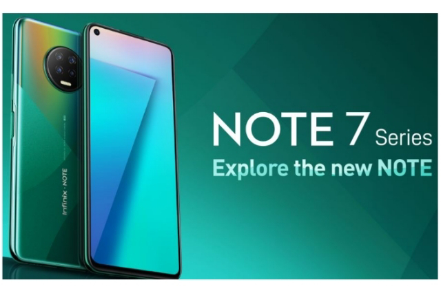 Infinix Note 7 Could Launch on Sep 16