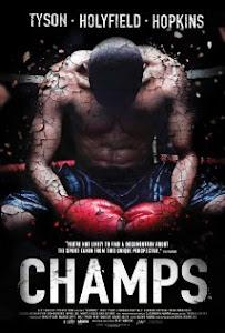 Những Nhà Vô Địch - Champs poster