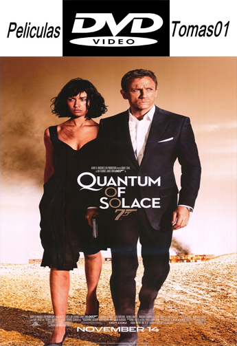 007 (22): Quantum of Solace (2008) DVDRip
