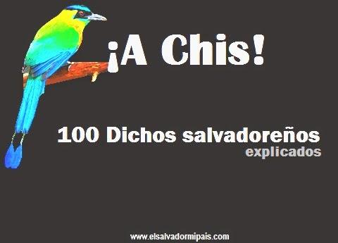 Dichos salvadoreños (explicados)
