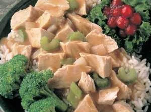 Turkey With Rice Recipe