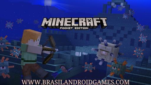 Download Minecraft - Pocket Edition v1.2.0.15 APK BETA Grátis - Jogos Android