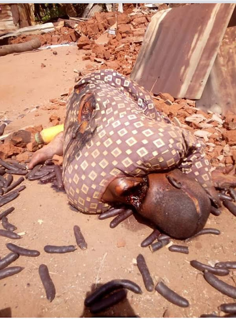 Farmers & Fulani Herdsmen Clash In Kogi, Many Killed (Viewers' Discretion Advised!!)  IMG_20180316_115751_512