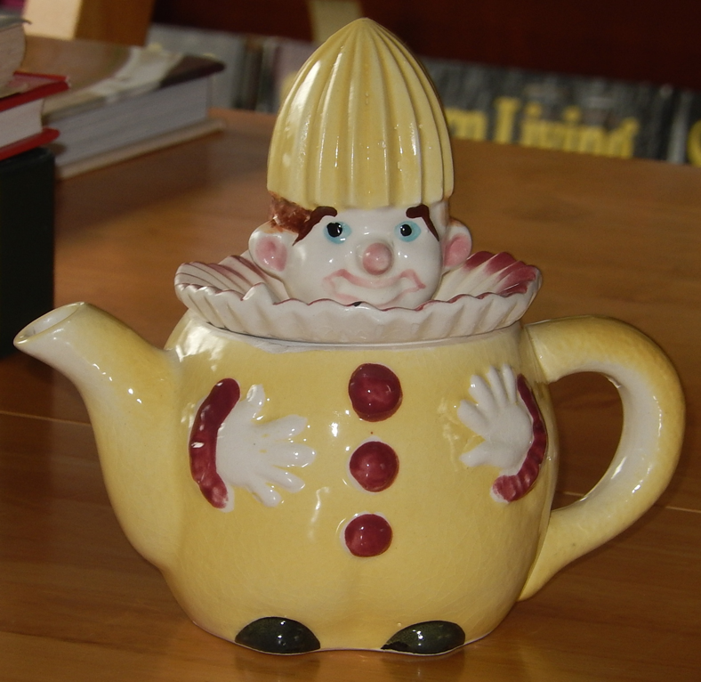 Vintage Clown Lemon Reamer