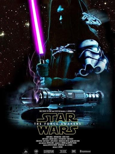 Star Wars – The Force Awakens (2015) สตาร์ วอร์ส – อุบัติการณ์แห่งพลัง