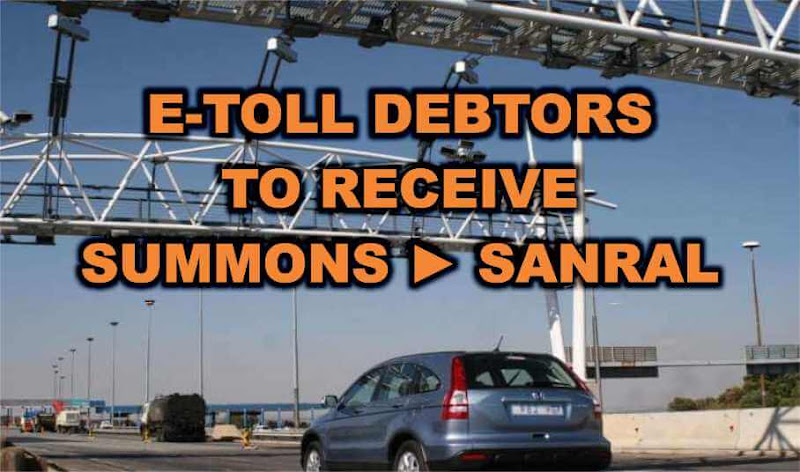 E-Toll Summons