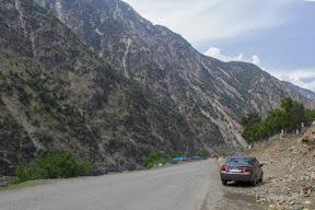 Stopover at PTDC Khyber Lodge Hotel, Barseen,Khyber Pakhtunwkhwa