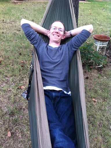 Lounging in the ENO