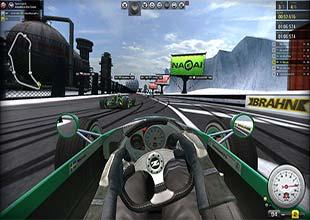 لعبة سيارات سباق العصر