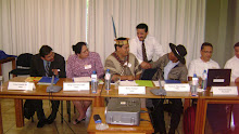 Jornada de trabajo entre jueces y líderes indígenas