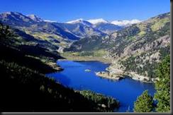 Lake san cristol