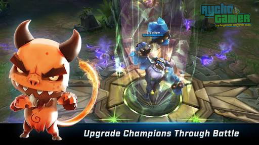 Game Moba Support Ram 512 Rumah Droid