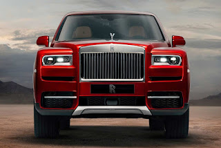 The all-new $325,000 Rolls-Royce Cullinan SUV 2018