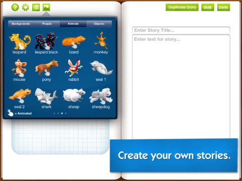 StoryPals Story Images