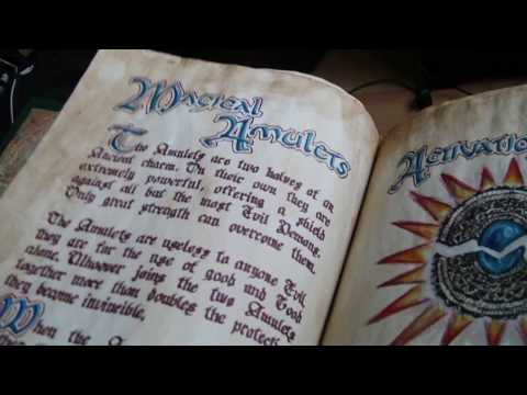 Book Of Shadows 87, Book Of Shadows