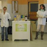 Zdravý životní styl - chemická laboratoř