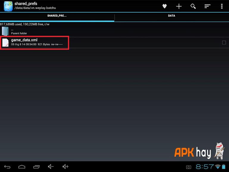 6Hướng dẫn coi đáp án game bắt chữ ngay trên Android