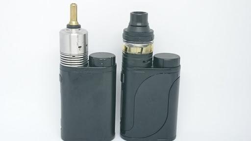 DSC 4339 thumb%255B3%255D - 【MOD】「Eleaf iStick Pico 25 with Elloキット」(イーリーフアイスティックピコ25ウィズエロ)レビュー。あの伝説のPicoの後継機は25mmアトマイザー対応モデル!【電子タバコ/VAPE/初心者】