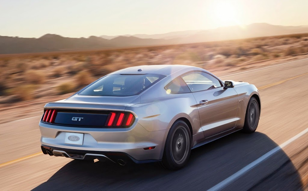 2015 Ford Mustang GT 2