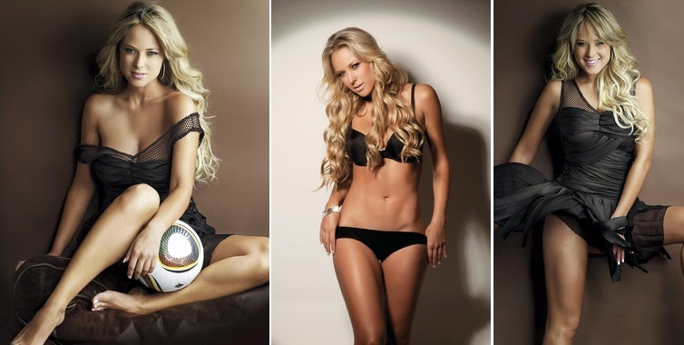 Hottest World Cup Female TV Presenters
