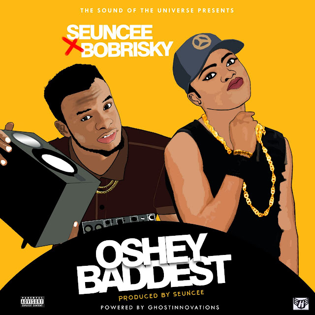 'Oshey Baddest' by 'Bobrisky' ft 'Seuncee' drops soon