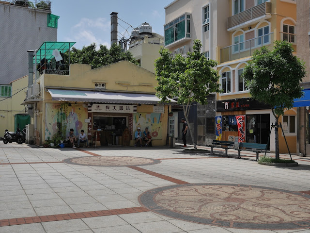 Fong Da Coffee in Taipa Village, Macau