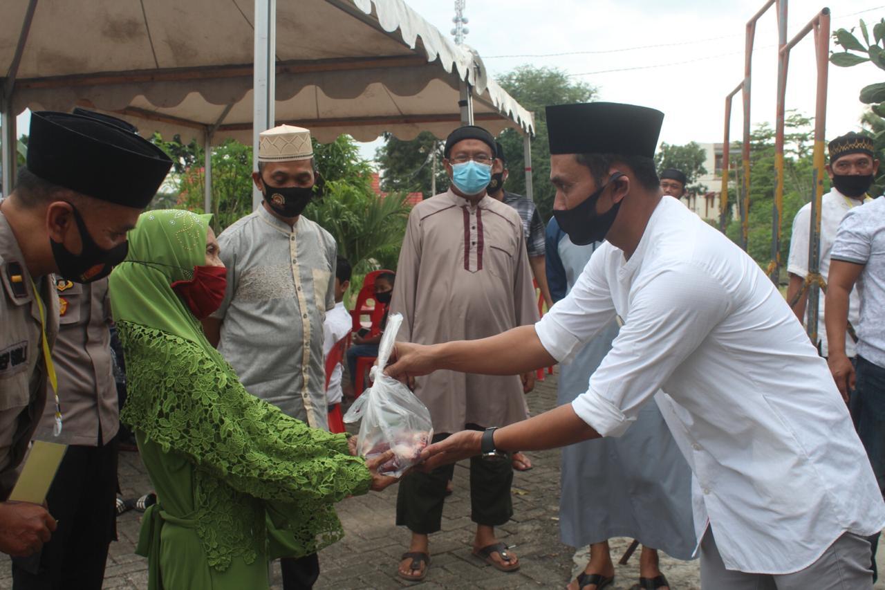 Polres Soppeng laksanakan Qurban