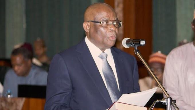 UPDATE! Ex-chief Justice, Walter Onnoghen Granted Bail