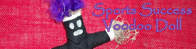 Sports Success Voodoo Doll