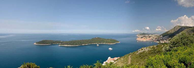 Dubrovnik und die Insel Lokrum