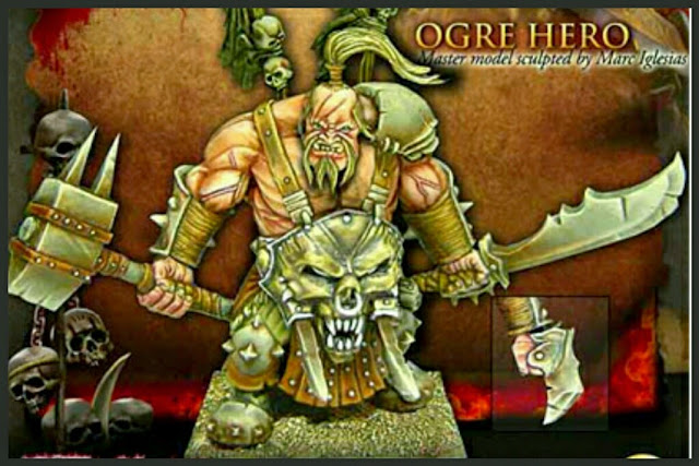Ogro Avatars of War