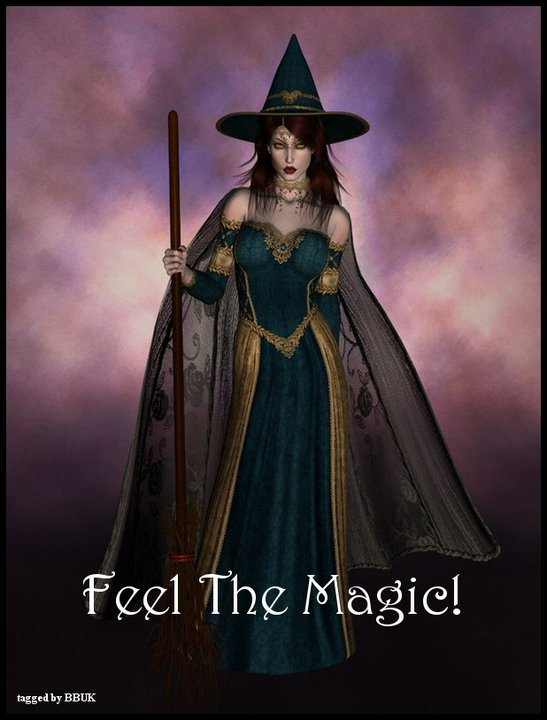 Feel The Magic, Magic And Spells