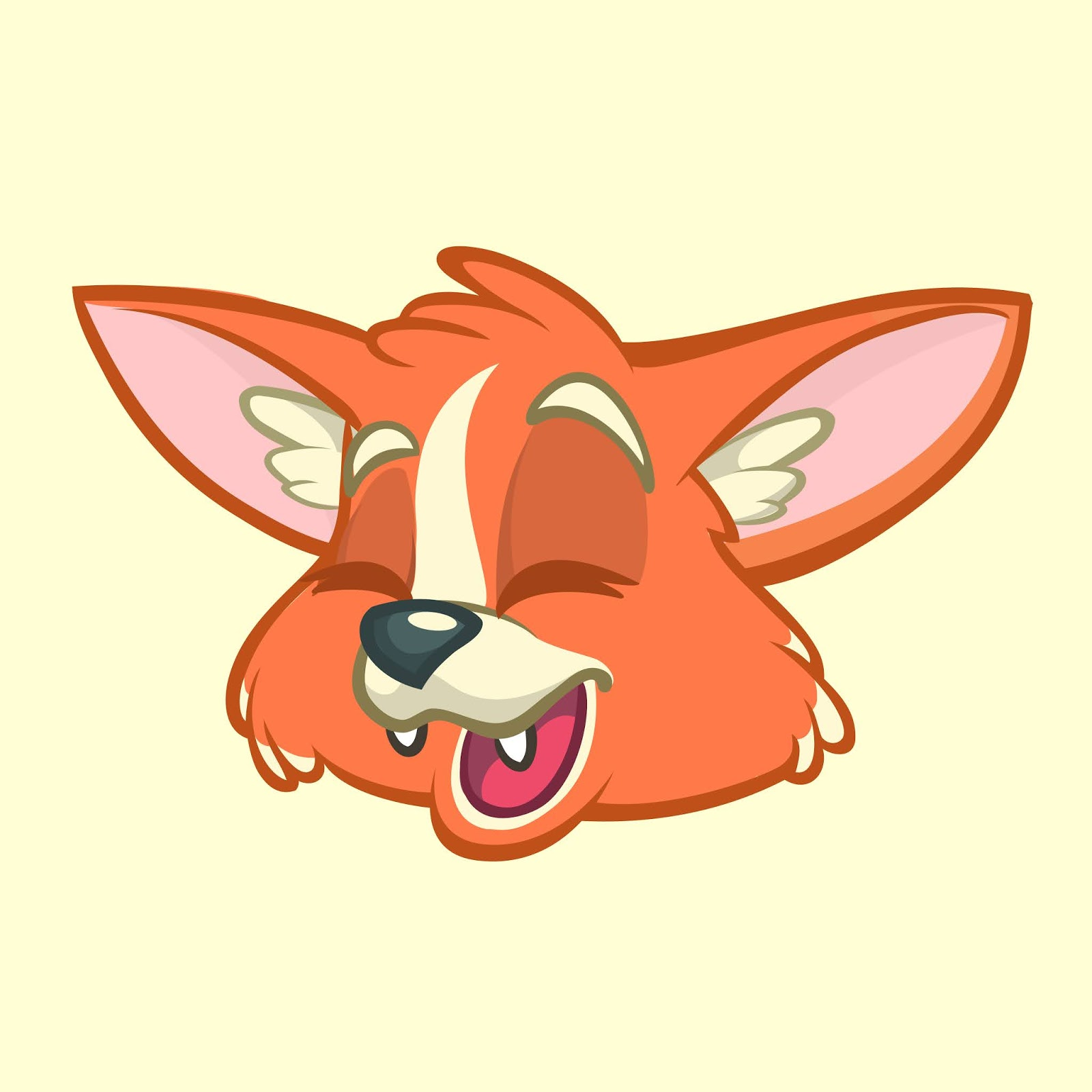 Fox Style Free Download Vector CDR, AI, EPS and PNG Formats