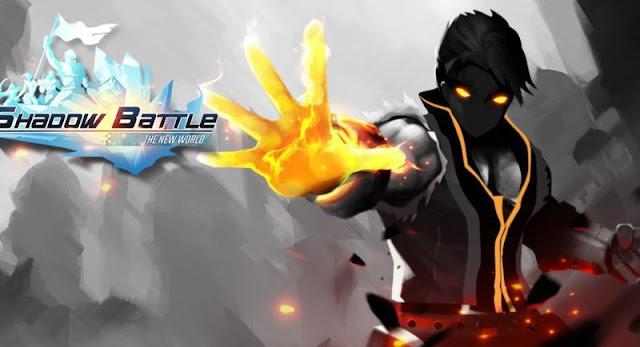 تحميل لعبة Shadow Battle 2.2 مهكرة اخر اصدار للأندرويد