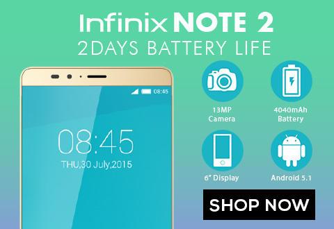 Buy INFINIX NOTE: 2 At jumia com ng » Soundloaded