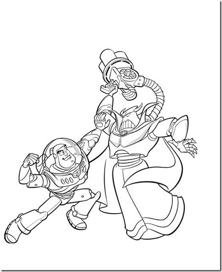 Woody y Buzz jugarycolorear  (28)