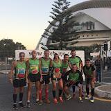 XXXV Maratón de Valencia (15-Noviembre-2015)