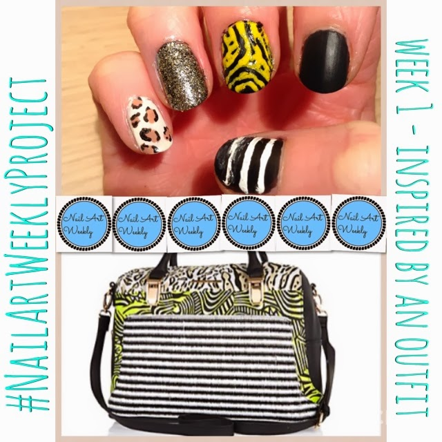 Nail-Art-River-Island-Bag