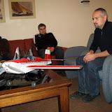 Spotkanie na temat latających modeli samolotów