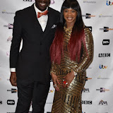 OIC - ENTSIMAGES.COM - Jermain Jackman and Sandy Channer at the  11th Annual Screen Nation Film & Television Awards in London 19th March 2016 Photo Mobis Photos/OIC 0203 174 1069