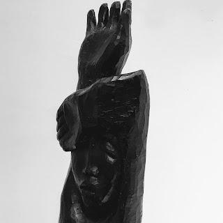 Nat Werner Carved Sculpture