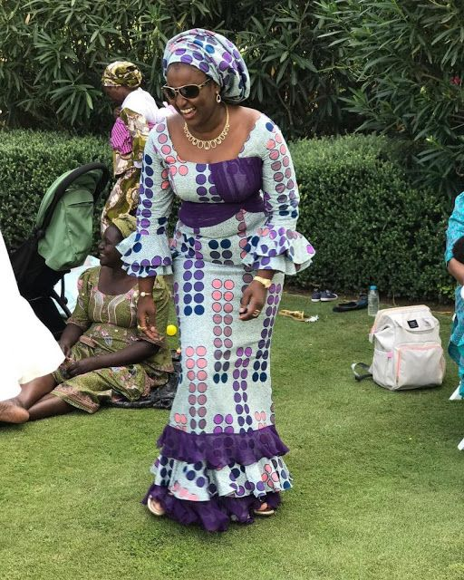 THE BEST RUFFLE DRESS DESIGNS SOUTH AFRICAN WOMEN LOVE TO WEAR 2