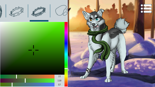 Avatar Maker: Dogs screenshot 19