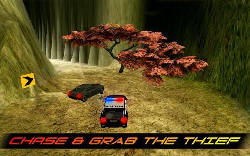 警察チェイス:犯罪都市泥棒