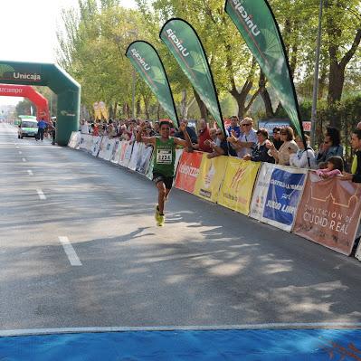 XV Media Maratón Memorial Mariano Rivas Rojano 2011 - Llegada