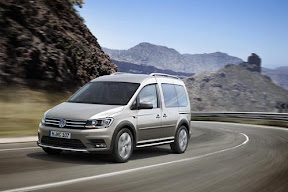 VW unveiling new Caddy