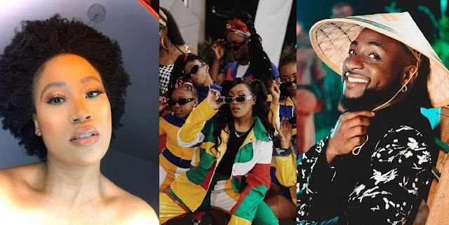 """""""There's Nothing Like Naija Amapiano, Leave Us To Enjoy Our Sound""""— S. African Dancer, Nqobile Warns Nigerian Musicians"""