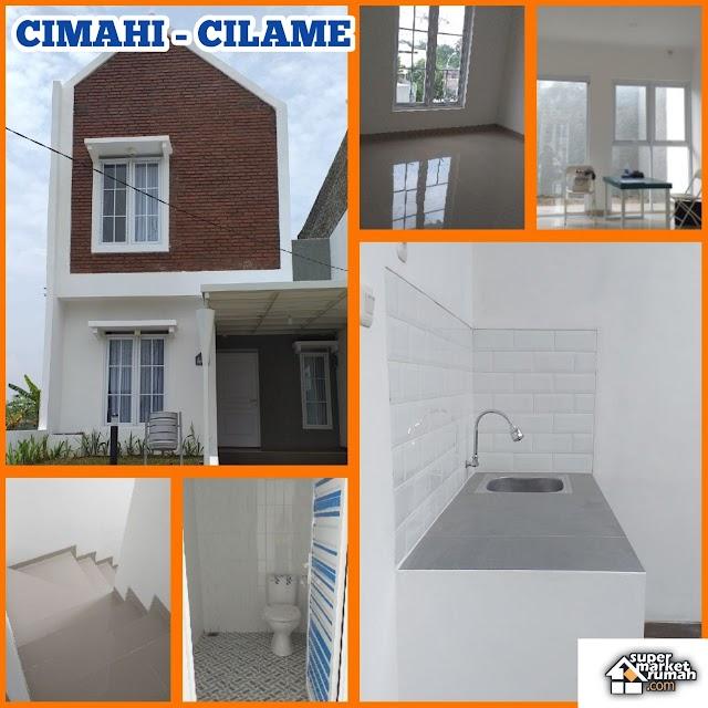 Rumah di Cilame Cimahi dekat Exit Tol Padalarang